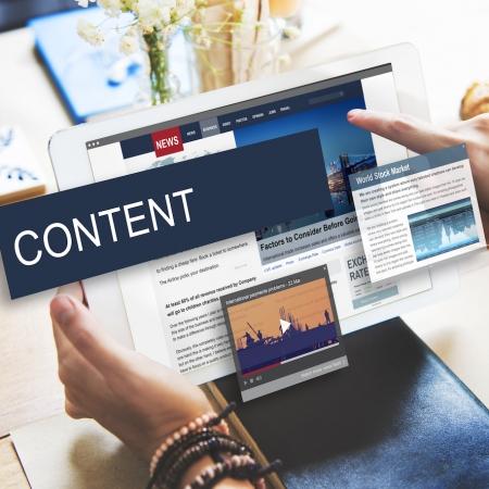 콘텐트 마케팅에 대한 관심