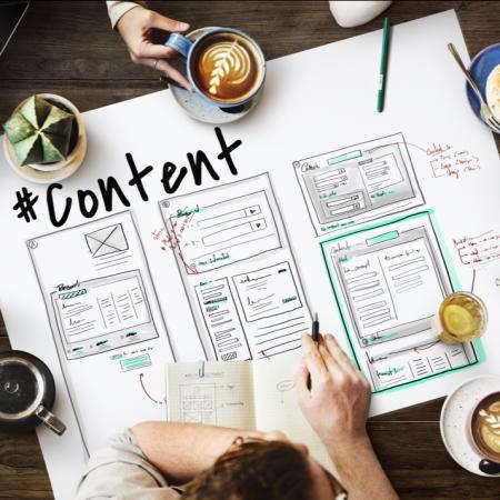 콘텐트 마케팅의 현황